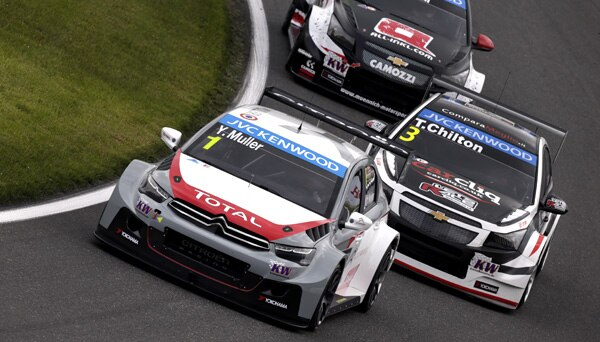 FIA WORLD TOURING CAR CHAMPIONSHIP 2014 – SALZBURGRING