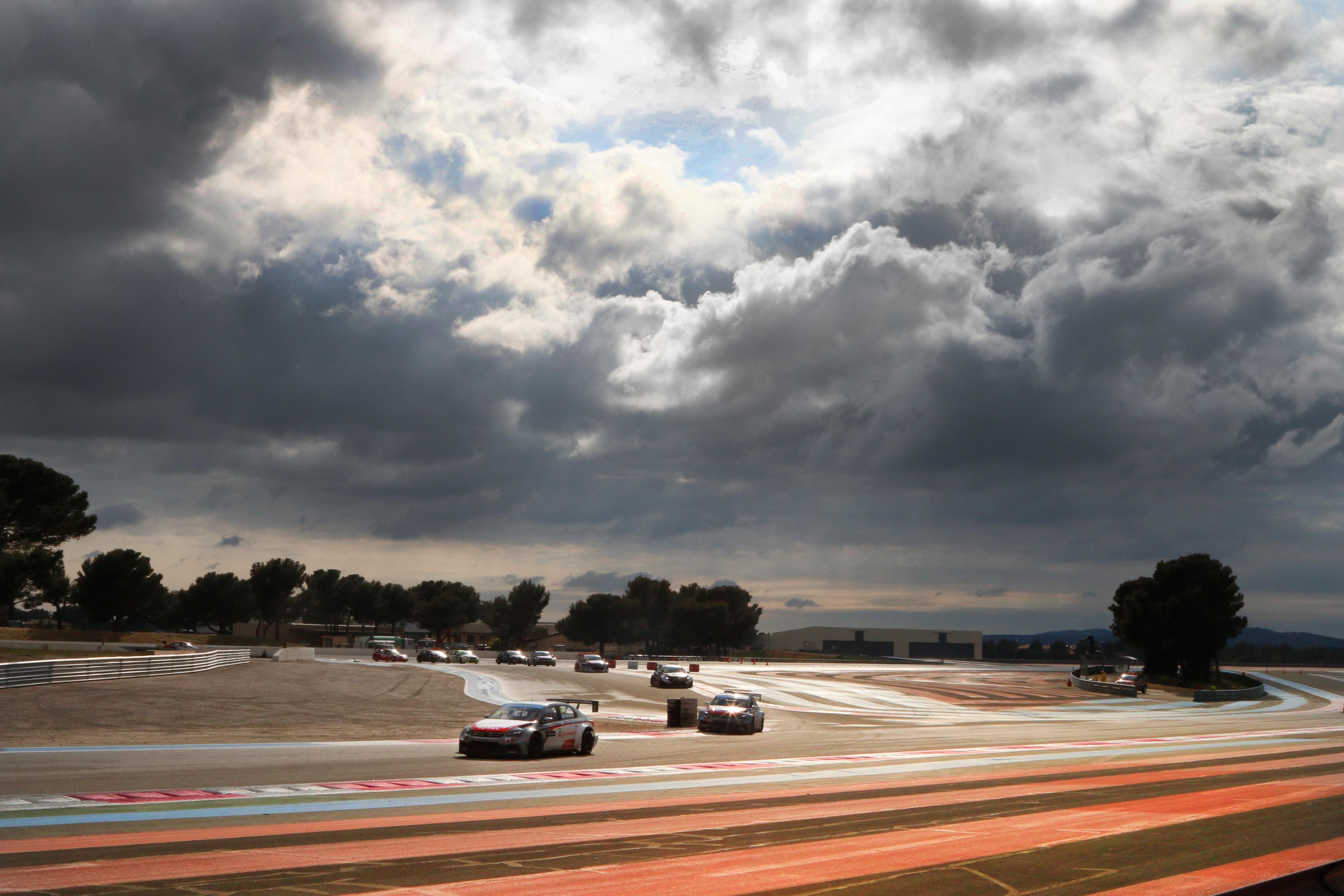 FIA WORLD TOURING CAR CHAMPIONSHIP 2014 – PAUL RICARD