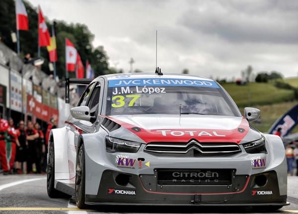 FIA WORLD TOURING CAR CHAMPIONSHIP 2014 – SALZBURGRING